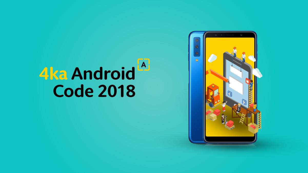 abfe8ec014b2 Hlasovanie za najlepšiu aplikáciu roka 2018 v ankete 4ka Android Code 2018  je ukončené